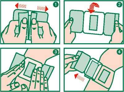 Curapor_transparent_how_to_apply